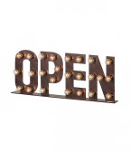 ARTWORKSTUDIO サインランプ OPEN sign