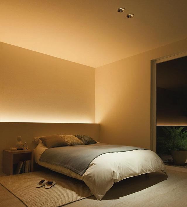 Daiko led decoled s led dsy 4117rw for Indirect lighting ideas interior design