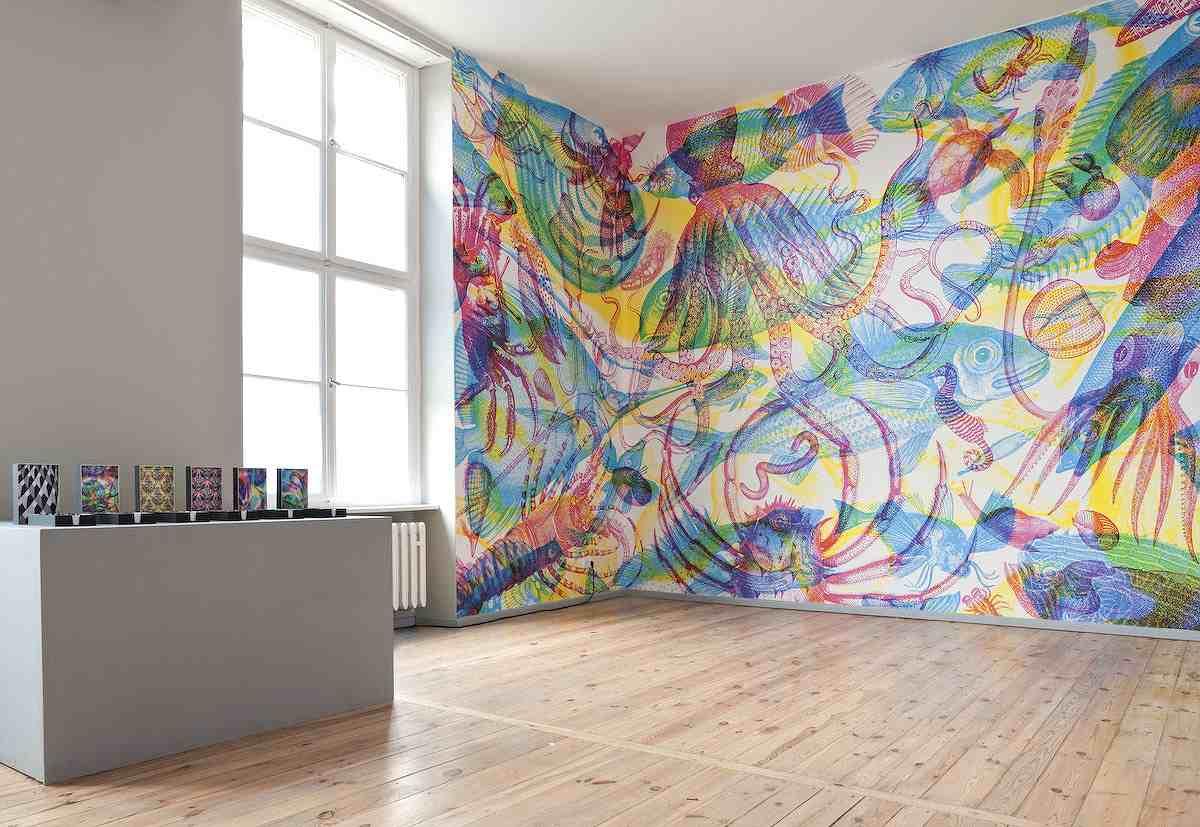 rgb wallpaper. Black Bedroom Furniture Sets. Home Design Ideas