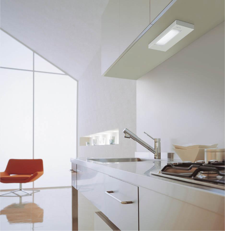 キッチン キッチンライト : KOIZUMI LEDキッチンライト AB35189L ...